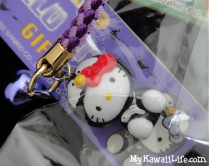 Hello Kitty Penguin Phone Strap