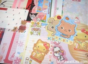 Sanrio Letter Sets