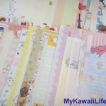 Kawaii Letter Sets