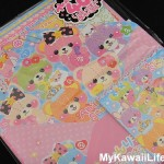 Kawaii Bear Letter Set