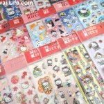 Hello Kitty Regional Stickers