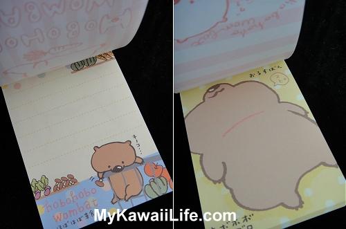 Hobo Hobo Wombat Mini Memos