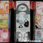 Q-lia Sticker & Memo Boxes