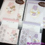 Romantic Minnie & Daisy Letter Sets
