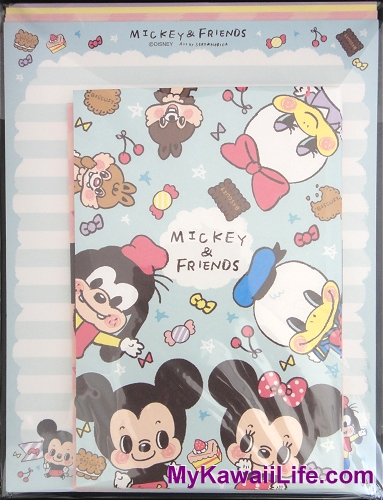 Mickey & Friends Disney Letter Set