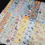 Sanrio Character Promotion Stickers
