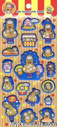 Sanrio Character Stickers - Alpacas