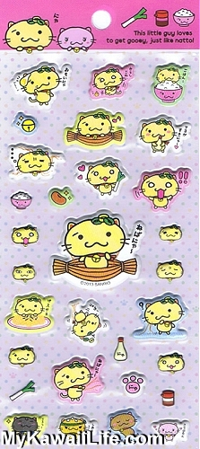Sanrio Character Stickers - Cat