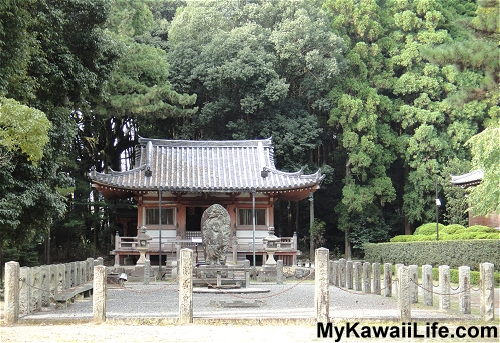 Daigoji Temple Shrine