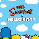 Hello Kitty Meets The Simpsons