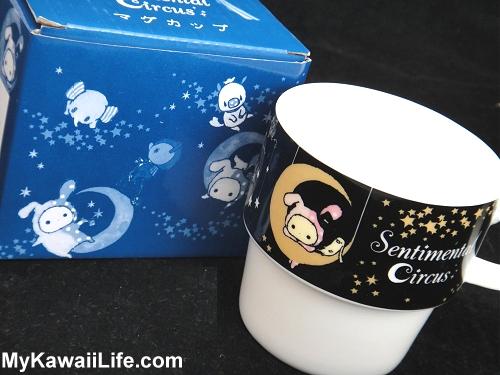 Sentimental Circus Mug