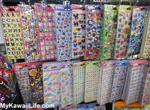 Where To Find Cute Kawaii Stickers In Kyoto