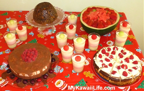 Yummy Home Made Christmas Desserts