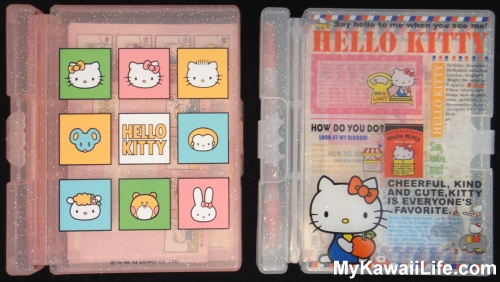 Sanrio Hello Kitty Letter Sets