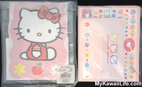 Sanrio Vintage Hello Kitty Letter Sets