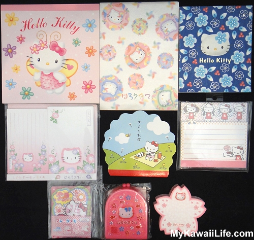 Sanrio Hello Kitty Memos