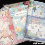 Kawaii Bears Letter Sets