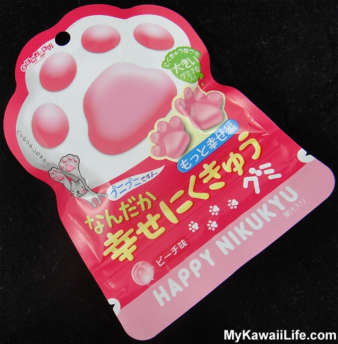 Cat Paw Sweets From Japan