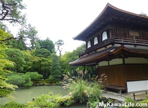 Ginkaku-ji Silver Pavilion