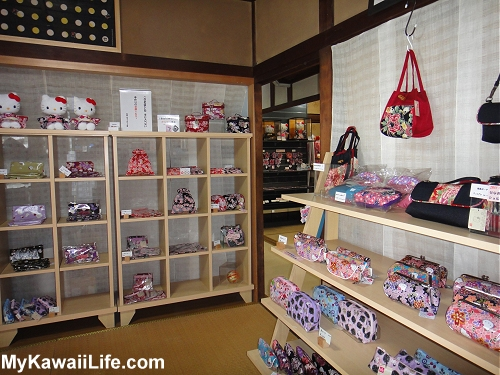 Hello Kitty Koubou Display - The Cutest Hello Kitty Shop In Kyoto