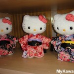 Hello Kitty Koubou Plush - The Cutest Hello Kitty Shop In Kyoto