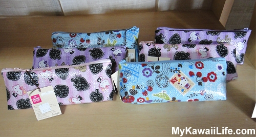 Hello Kitty Koubou Pencil Cases - The Cutest Hello Kitty Shop In Kyoto