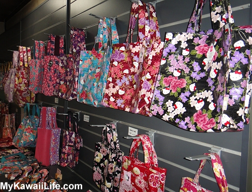 Hello Kitty Koubou Bags - The Cutest Hello Kitty Shop In Kyoto