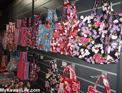 Hello Kitty Koubou Bags - The Cutest Hello Kitty Shop In Kyoto