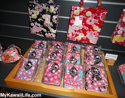 Hello Kitty Koubou Purses - The Cutest Hello Kitty Shop In Kyoto