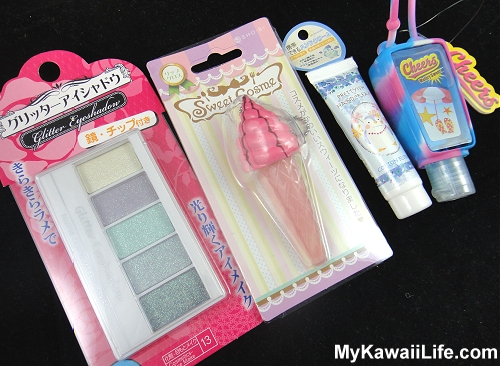 Cosmetics From Japan
