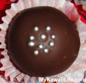 Oreo Truffle Close-Up