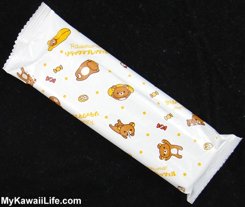 Rilakkuma Pocky Biscuit Sticks Packaging