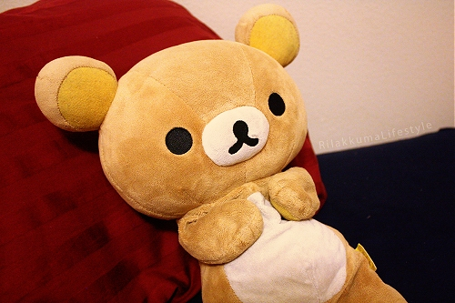 Faith's Rilakkuma Plushie Collection 2