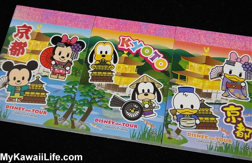 Disney In Kyoto Mini Memo Pads