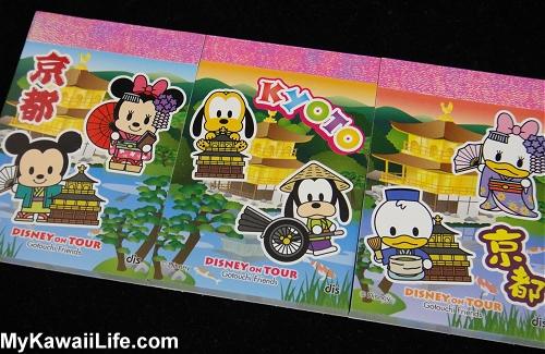 Disney In Kyoto Mini Memo Pads