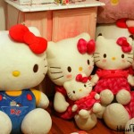 Sheena's Hello Kitty Plush Collection