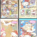 Captain Hello Kitty Memo Pads from Sanrio Puroland