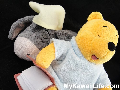 Baby Pooh & Eeyore Soft Toy