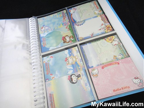 Hello Kitty Regional Memos